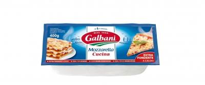 Mozzarella Cucina 400g Galbani - Galbani