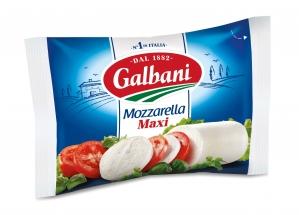 Mozzarella Maxi 200g Galbani - Galbani