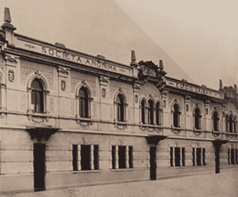 Ancienne usine Galbani