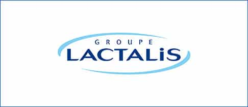 Logo groupe Lactalis