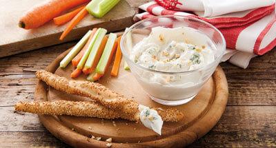 Aperitive cu brânză - Galbani
