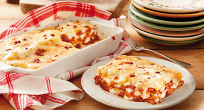 Lasagna la cuptor - Galbani