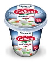Mini mozzarella di latte di Bufala 150g Galbani - Galbani