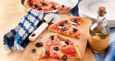 Pizza Alto Adige - Galbani