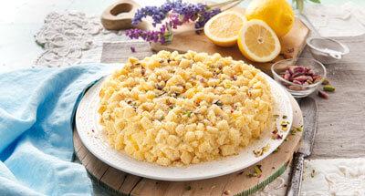 Prăjitură Mimosa - Galbani
