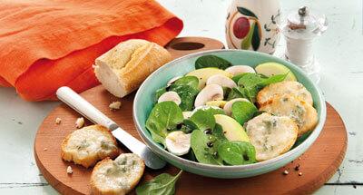Salata pădurarului - Galbani